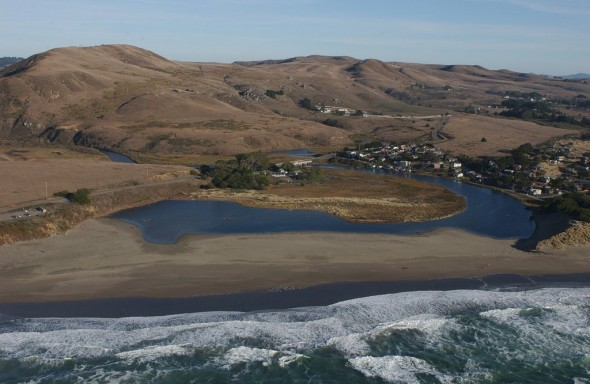 Salmon Creek, California