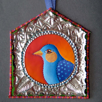 FOblbird1 The last Fiesta Ornaments