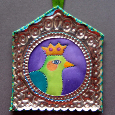 FOgrbird The last Fiesta Ornaments