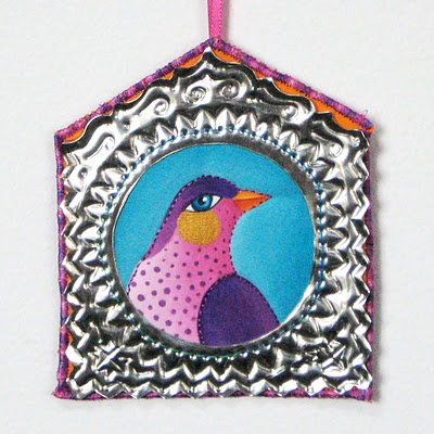 FOpinkspecklebird An Ornamental Fiesta