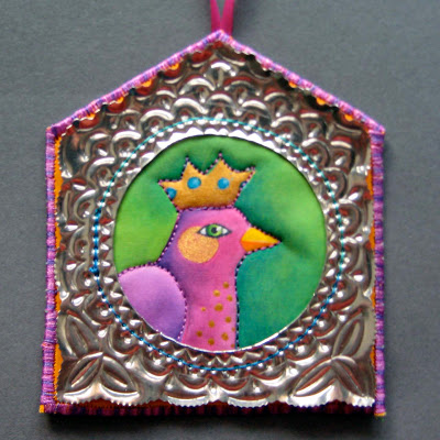 FOpkbird The last Fiesta Ornaments