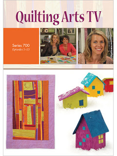 QATV 700 cover Quilting Arts TV   Series 700