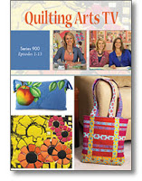 QATV900 Pre order Quilting Arts TV Series 900