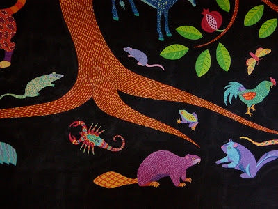 arbol+detail3 Painting Done!