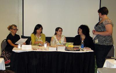 artofcraft Blogher conference 2007
