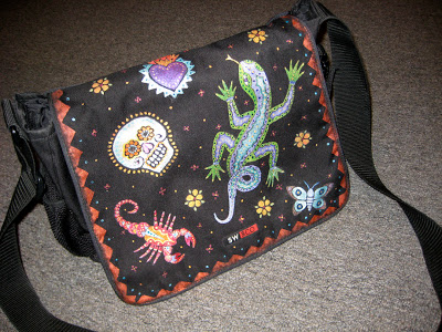 bag Painted Bag