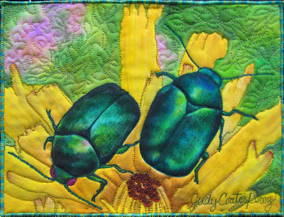 beetles3 International Quilt Festival Houston classes!