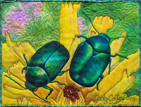 beetles4 Houston International Quilt Festival 2011