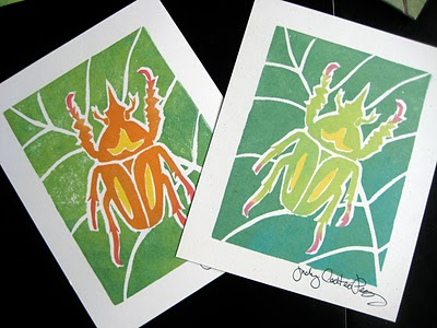 beetles5 Melly stamp love!
