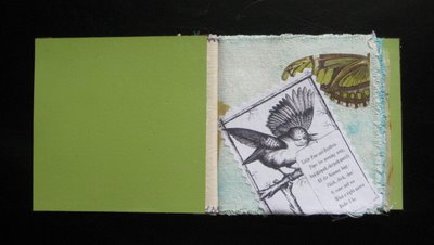 birdbookfinish2 Birds & Bees copper book