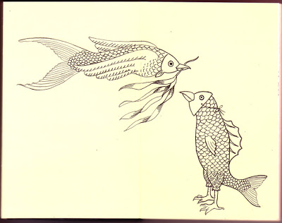 birdfish The Joy of Moleskine