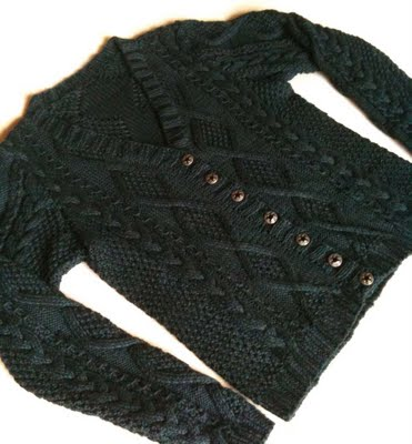 black+sweater+f Must Have Cardigan Finished!