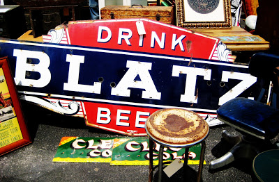 blatz Chicago Antique Market