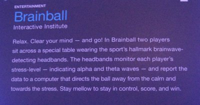 brainball1 Nextfest