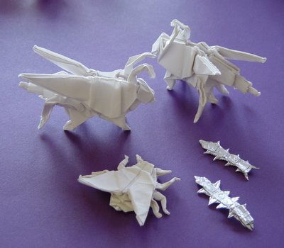 bugs Tys Origami