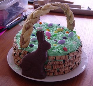 bunnycake Happy Easter