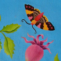 butterfly 3 Day Painting retreat at Idyllwild UPDATE