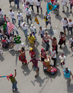 conch Immigration March