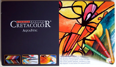 cretacolor+box Back to art and quilt related content