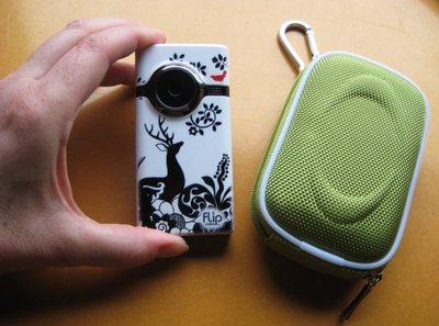 cutsomflipvideo Custom Mino HD Videocamera