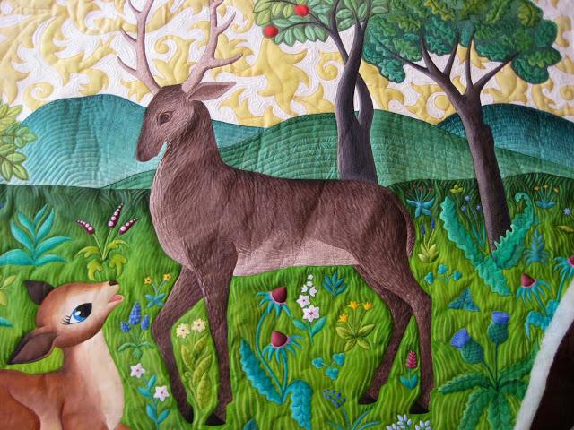 deer37 Scared!