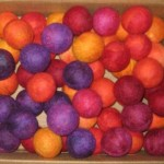 felted+balls