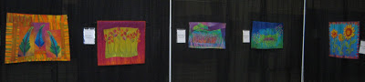 frieda Greater Chicago Quilt Exposition