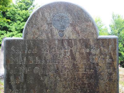 grave+birds Vermont Graves