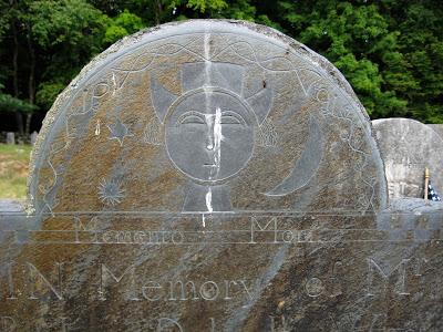 grave+sun+moon Vermont Graves