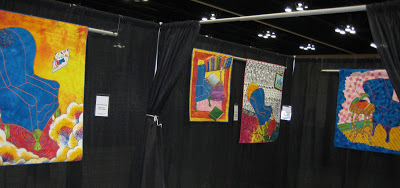 laura Greater Chicago Quilt Exposition