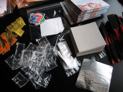 metal+magic+kit Sewing plastic bags