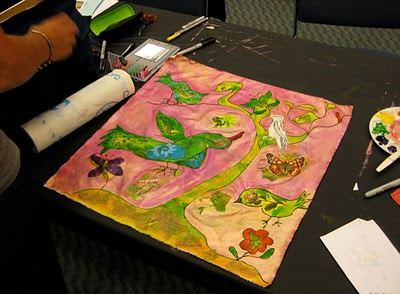 mm3 International Quilt Festival Long Beach: Day 1