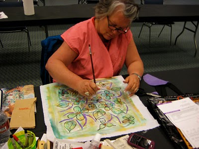 mm4 International Quilt Festival Long Beach: Day 1