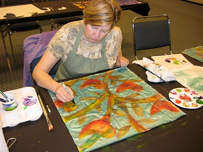 mm7 International Quilt Festival Long Beach: Day 1