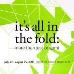 origami+exhibit