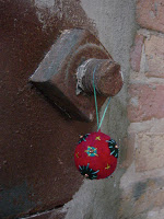 ornament2 Felted ball ornaments