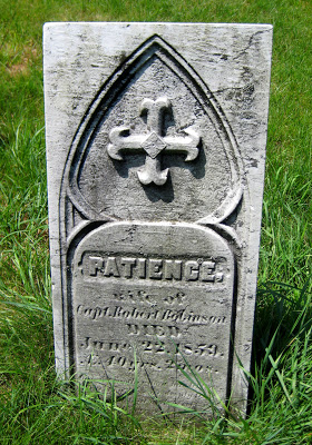 patience Old Cemeteries