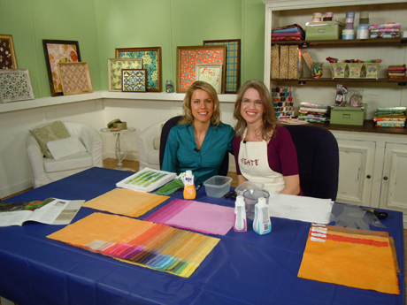 pokey++Me Taping Quilting Arts TV