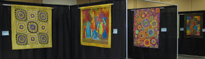 robbi Greater Chicago Quilt Exposition