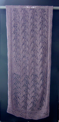 shawl My first lace shawl