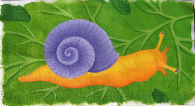 snail Little Paintings