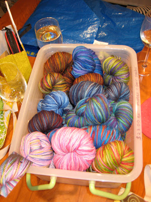 sock+yarn May birthday Bash