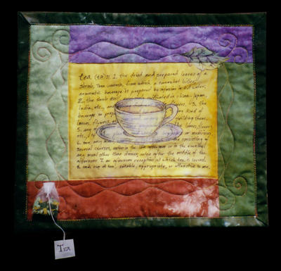 tea1 Word Quilts