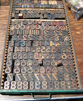typetray2 Another Chicago Antique Market