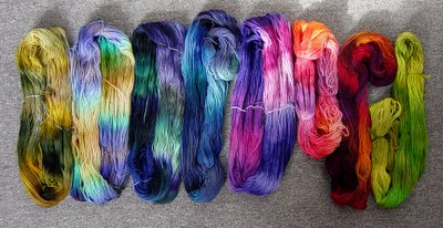 yarn1 Yarn Dyeing
