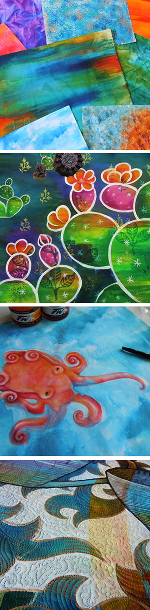 acrylic Ink 5day Spend a week immersed in the ultimate creative exploration using Acrylic Inks with me!