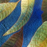 gum leaves detail