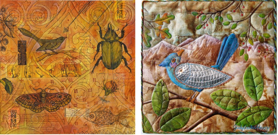 tea bag art 950x464 Welcome to my stop on the Around the World blog hop
