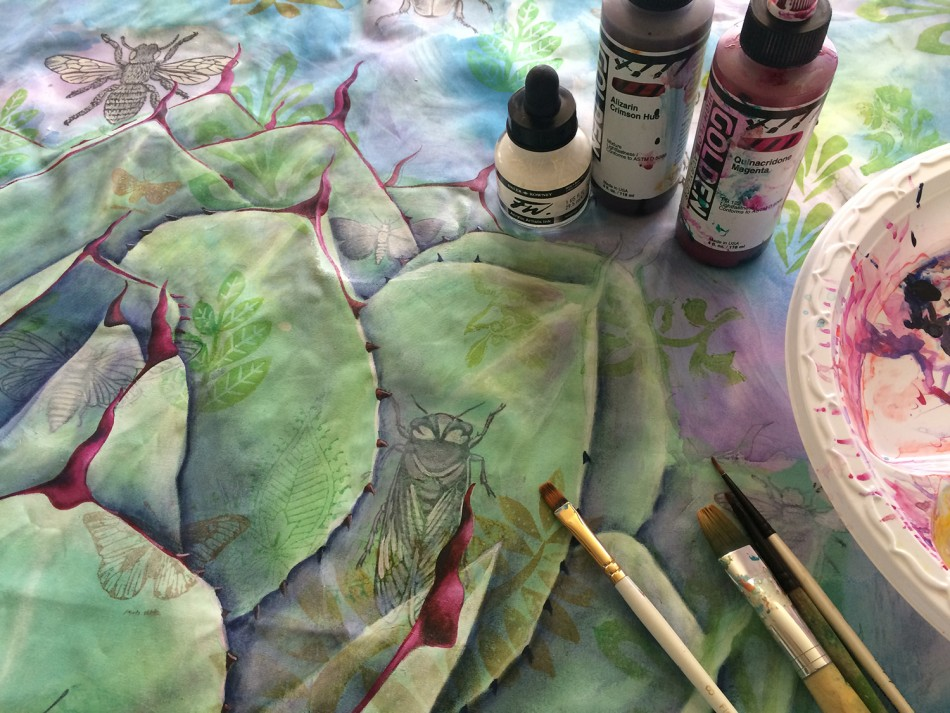 painting spines